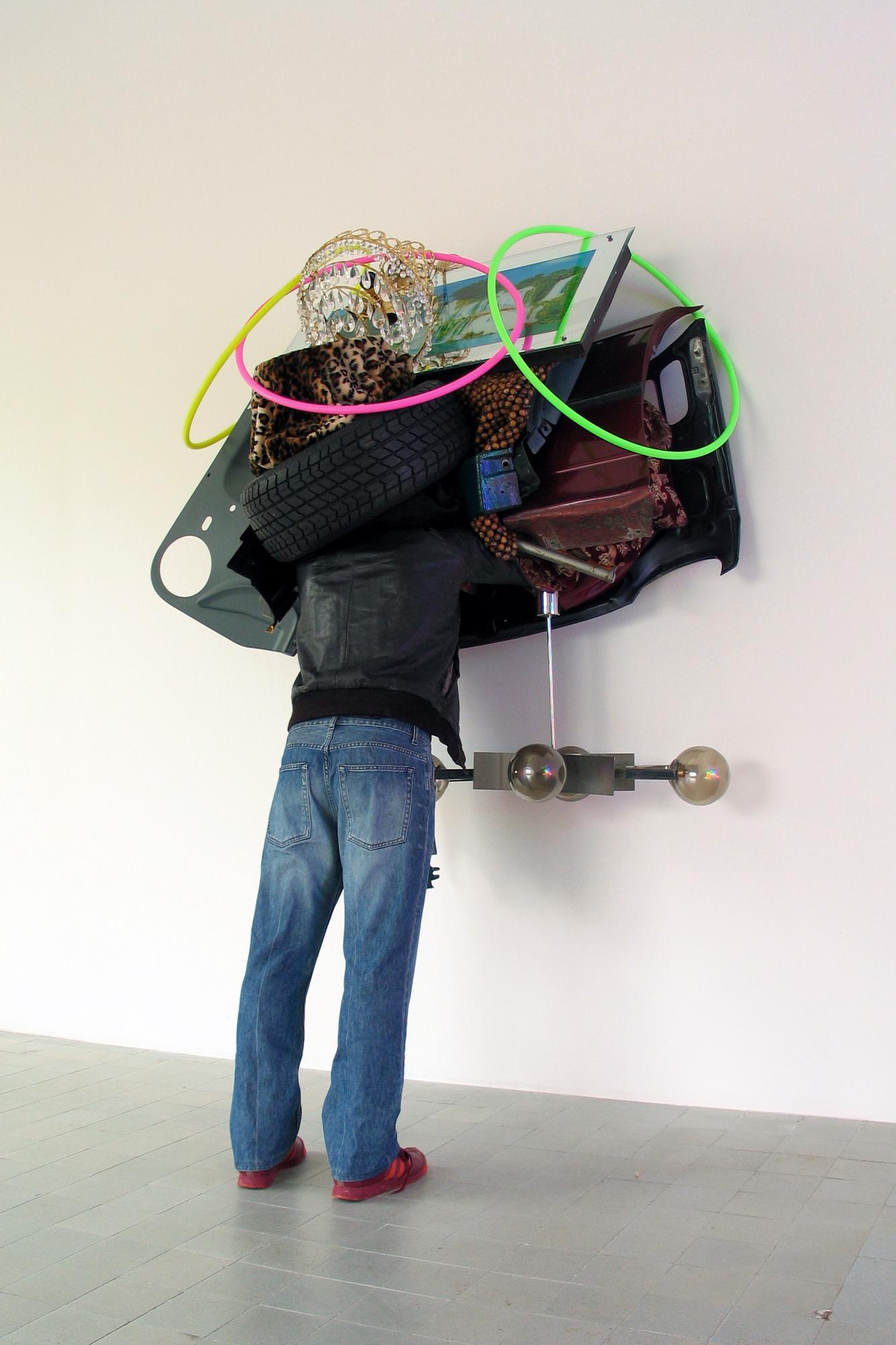 Daniel Firman, Trafic, 2002 © COPYRIGHT | DANIEL FIRMAN | ALL RIGHTS RESERVED